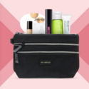 Free Cosmetic bag with 5 beauty samples + Free Shipping with $75 Orders
