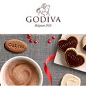 精选Godiva 歌帝梵巧克力、咖啡满$65享15% OFF