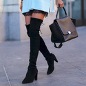 Up to 75% OFF Over-the-Knee Boots + Extra 15% OFF