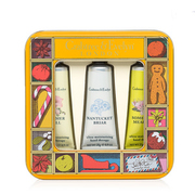 50% OFF Crabtree & Evelyn Hand Therapy Trio Tins
