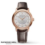 Last day valid! Ashford has Raymond Weil Men's Maestro Automatic Date Watch 2837-PC5-65001 for $499 after applying coupon code: AFFAUTO499. Shipping is free. Valid thru 11/25/2015.