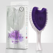 Tangle Angel - Angel Detangling Hair Brush - White and Purple
