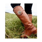 Tory Burch has 30% OFF over $250 Boots Sale after applying coupon code: THANKS. Shipping is free. Valid thru 11/30/2015.
