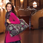 Vera Bradley has 50% OFF Select Styles. Free Shipping on orders over $75.