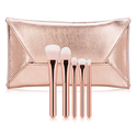 Rose Gold Prestige Brush 6 Piece
