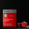 星巴克官网圣诞装咖啡买一送一