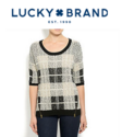 Lucky Brand: Up to 70% OFF Sale Items+Extra 50% OFF
