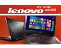 Lenovo: Up to 45% OFF Select Laptops, Desktops & Tablets