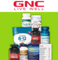 GNC: $9.99 Super Sale on Top Vitamins, Minerals, Herbs and More