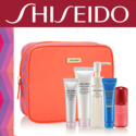 SHISEIDO: 6-PC Beauty Set with Any Two Skincare Items Purchase