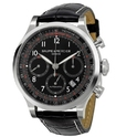 Baume and Mercier Capeland Alligator Leather Mens Watch M0A10084