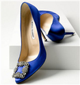 $50 OFF 200 or $100 OFF $400 Manolo Blahnik Hangisi Shoes