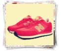 New Balance WL501BPE Women's Lifestyle & Retro Shoes