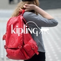 Amazon: Extra 25% OFF Kipling Bags