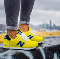 New Balance: Up to $15 OFF Your Purchase