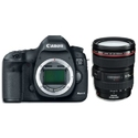 Canon EOS 5D Mark III Digital SLR Camera with 24-105mm f/4L IS USM Lens