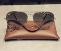 Ray-Ban Wayfarers or Aviators Sunglasses