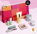Free 7 Piece Gift+Happy Fragrance Mini with Any $27 Purchase