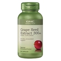 2 GNC Herbal Plus Grape Seed Extract 300 mg for $29.98