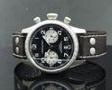 Hamilton Men's Khaki Field Pioneer Auto Chrono Watch