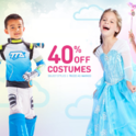 Up to 74% OFF Select Costumes