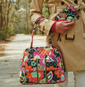 Up to 70% OFF Vera Bradley + Up to an Extra 20% OFF