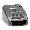Beltronics RX65 Red Pro Series Radar/Laser Detector