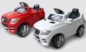 Kids' Mercedes ML350 Play Car