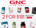 2 For $18 Sale on Select Wellness Essentials