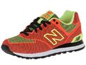 New Balance Women's WL574 Woven Pack Running Sneaker