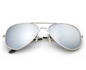 2-Pack of Rayban Inspired Mirrored Aviators