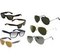 Ray-Ban Wayfarers & Aviators Sunglasses