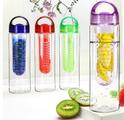 Unbreakable Tritan Infuser Water Bottle