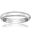 Up to 70% OFF Wedding Bands For Women & Men