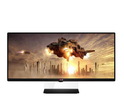 "LG Electronics 34"" 21:9 UltraWide Full HD 1080p IPS Monitor"