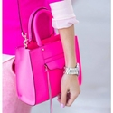Up to 50% OFF on Pink bags Collection
