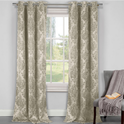 Set of 2: Extra-Thick Blackout Curtain Panels
