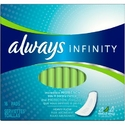 Select Always Pads on Sale