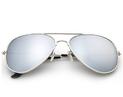 2-Pack of Rayban Inspired Mirrored Aviators
