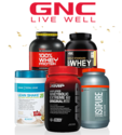 Buy 1 Get 1 50% OFF GNC Protein Powder