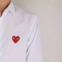 Free Shipping with COMME DES GARÇONS PLAY Purchase