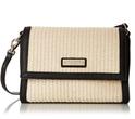 Kate Spade New York Cedar Street Straw Magnolia Cross-Body Bag