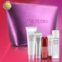 Free 6 Piece Beauty Set with Any  Purchase of 2 Skincare Products