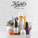Kiehl's Beauty Produtcts Sale with 15% OFF + 3 Free Sample