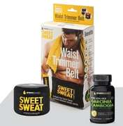 Sweet Sweat with Belt and Garcinia Cambogia 60% HCA