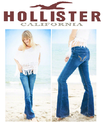 All $24 with Hollister Jeans Purchases! Today only!