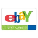 eBay Gift Card Sale