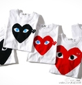 Free US Shipping with COMME DES GARÇONS PLAY Purchase