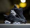 Men's Air Jordan Retro 6 Low Basketball Shoes