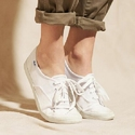 Keds Women's Champion Original Leather Sneaker
